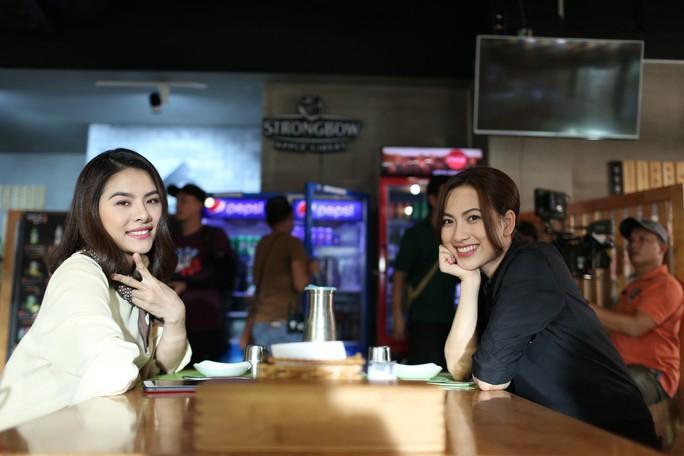 Vân Trang tái xuất trong phim Charlie Nguyễn - Ảnh 1.