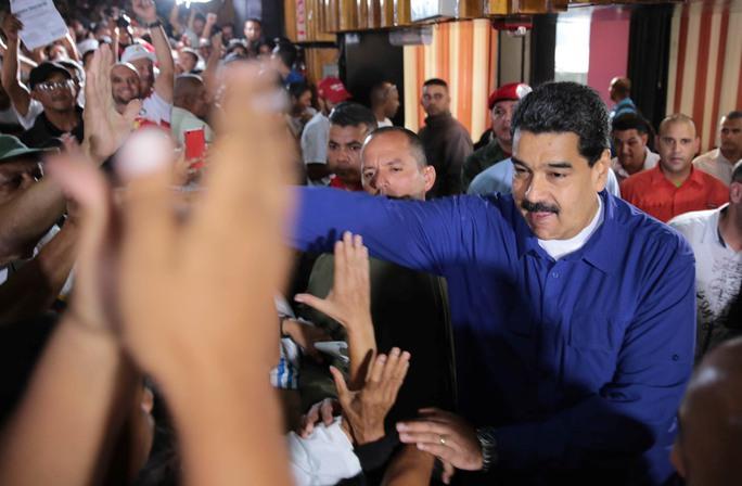 Venezuela bầu cử Quốc hội lập hiến - Ảnh 1.