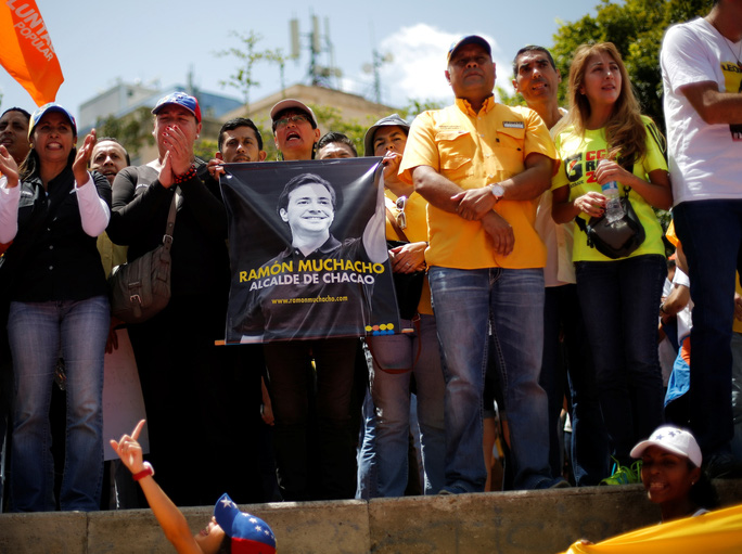 Mỹ nhận thông điệp thẳng thắn về Venezuela - Ảnh 1.