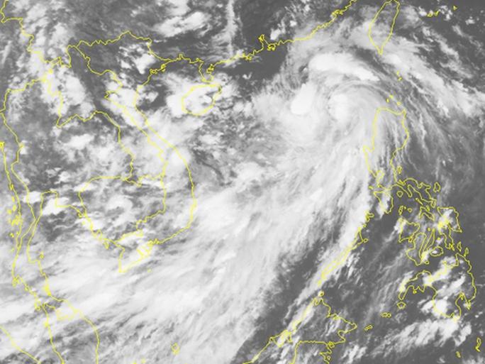 """Bão """"kết hợp"""" áp thấp nhiệt đới, điện khẩn phòng mưa lũ - Ảnh 2."""