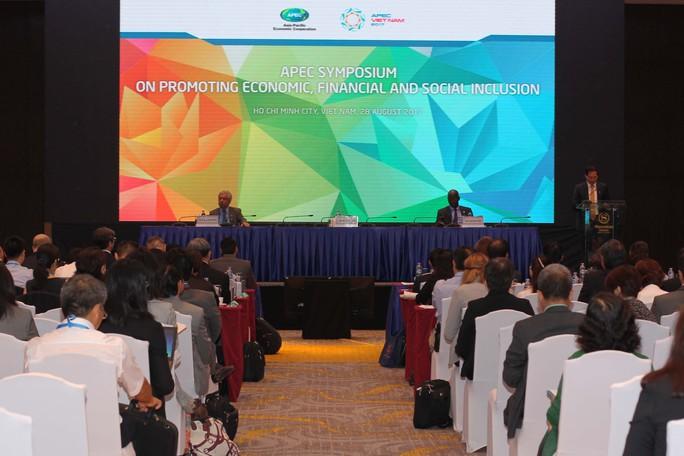 SOM 3 APEC: Phát triển bao trùm còn cách xa mong đợi của người dân - Ảnh 1.