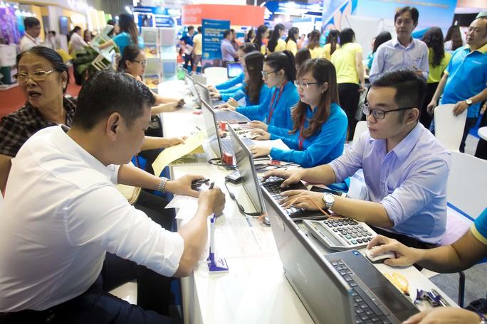 Nhộn nhịp hội chợ Du lịch Quốc tế TP HCM - Ảnh 4.