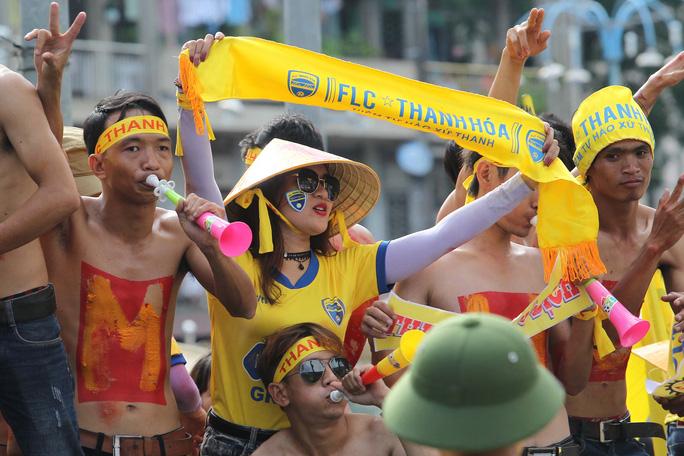 Công Vinh ra sân bán vé, CLB TP HCM cầm hòa FLC Thanh Hoá - Ảnh 5.
