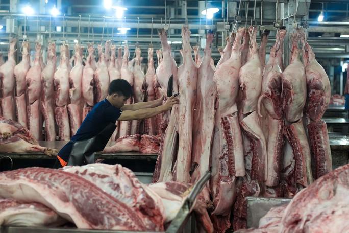 Kiểm tra giữa đêm, 100% thịt heo vẫn chưa thể truy xuất nguồn gốc - Ảnh 8.