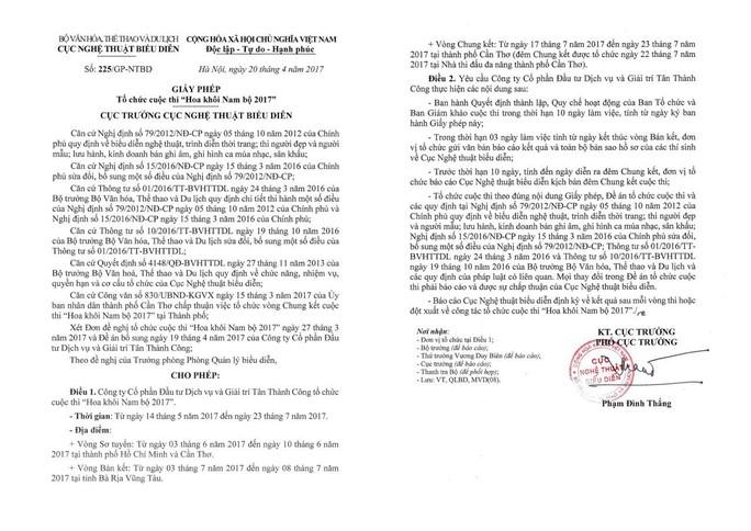 BTC cuộc thi Hoa khôi Nam bộ lên tiếng về nghi án bằng giả - Ảnh 3.