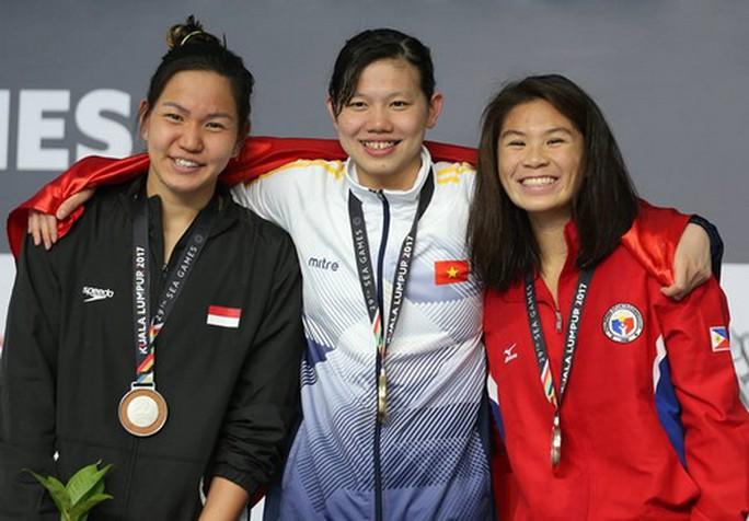SEA Games ngày 22-8: Lê Tú Chinh trở thành tân nữ hoàng tốc độ - Ảnh 12.