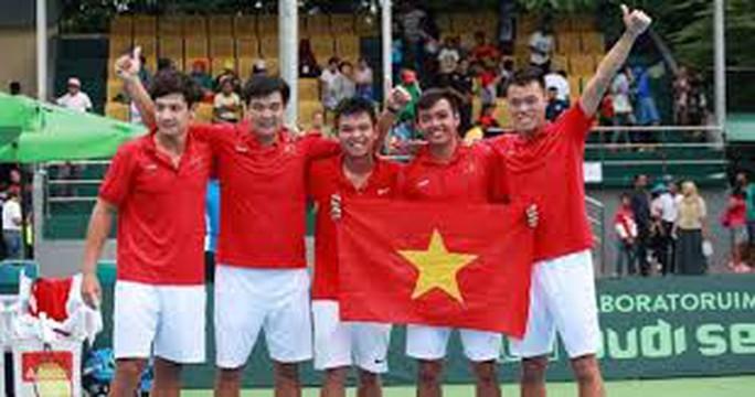 Đội tuyển Davis Cup sẽ vắng Lý Hoàng Nam