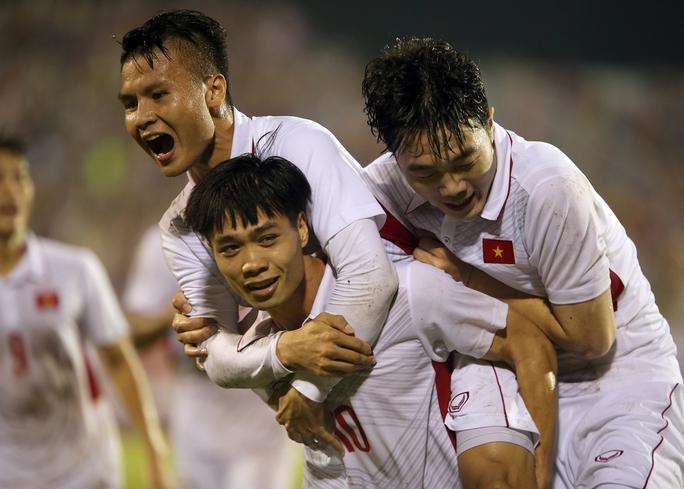 U23 Việt Nam vào VCK châu Á - Ảnh 1.