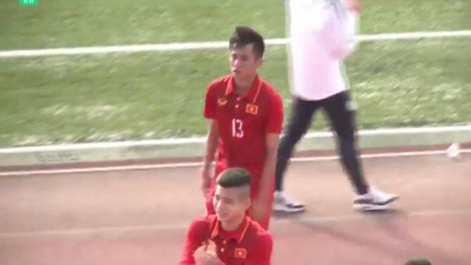 Sao mai HAGL lập công, U19 thắng gọn Macau - Ảnh 2.