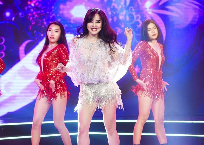 Ca sĩ Vy Oanh trở lại showbiz qua  Âm nhạc & Bước nhảy