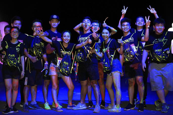 Sắc màu PRISMA mở màn mùa lễ hội thể thao - du lịch cuối năm - Ảnh 3.