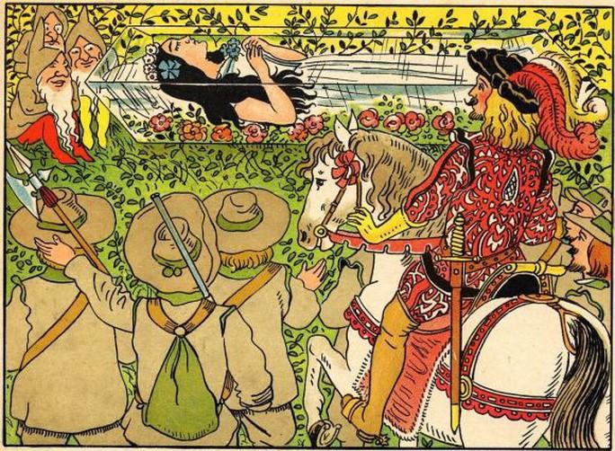 GS Nhật bị ném đá vì nói Hoàng tử quấy rối tình dục Bạch Tuyết - Ảnh 1.