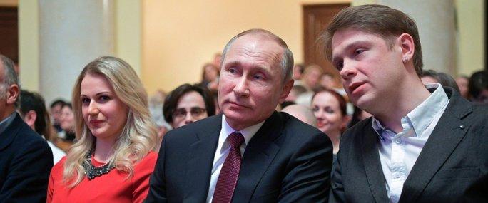 Tổng thống Vladimir Putin. Ảnh: AP