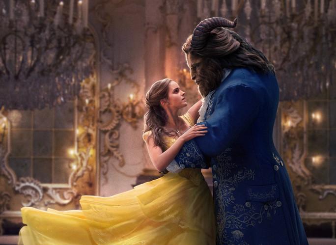 Cảnh trong phim Người đẹp và quái vật