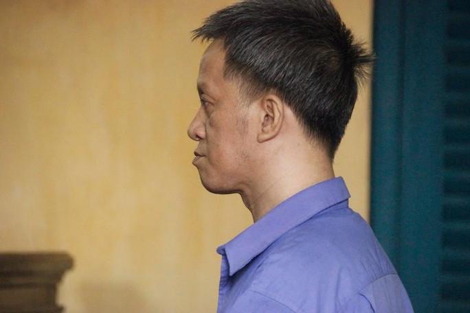 Đoàn Nguyễn Ngọc Tấn tại phiên phúc thẩm