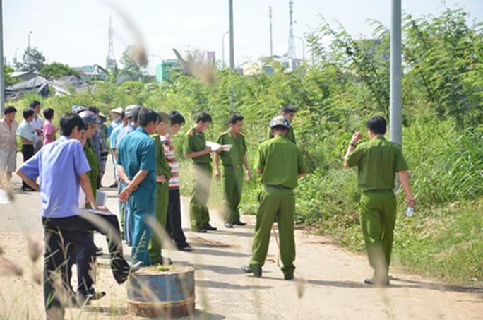 Bắt thanh niên siết cổ cướp xe ôm ở Sài Gòn - Ảnh 1.