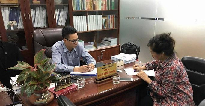 Công an TP HCM xử lý vụ nghệ sĩ Xuân Hương kiện Trang Trần - Ảnh 1.