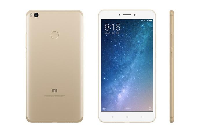 """Mi Max 2, smartphone pin """"khủng"""" 5.300 mAh được trình làng - Ảnh 1."""