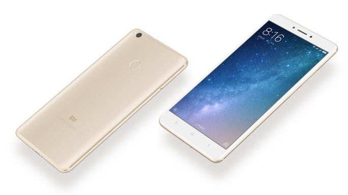 """Mi Max 2, smartphone pin """"khủng"""" 5.300 mAh được trình làng - Ảnh 2."""
