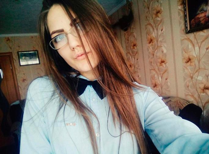 Nữ sinh Yulia Konstantinova. Ảnh: The Siberian Times