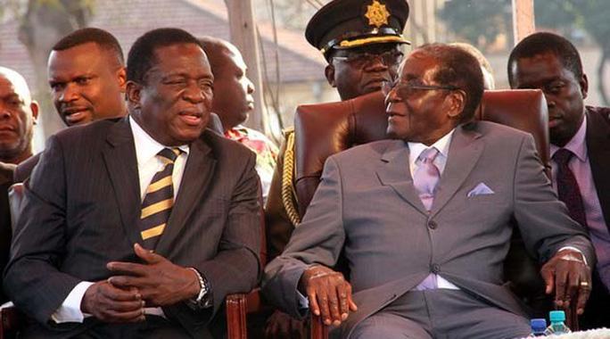 Ông Mugabe bị học trò lật bằng chính chiêu của mình - Ảnh 2.