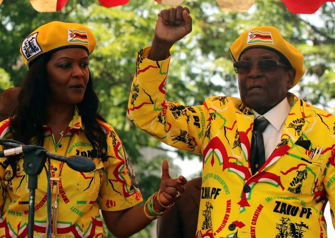 Dấu chấm hết cho tổng thống Zimbabwe? - Ảnh 1.