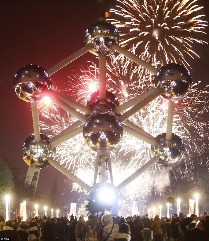 Các nhà lãnh đạo thế giới chúc năm mới - Ảnh 13.