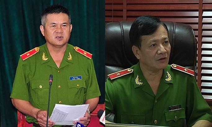 Tướng Hồ Sỹ Tiến và Nguyễn Anh Tuấn, khắc tinh của tội phạm, nghỉ hưu - Ảnh 1.