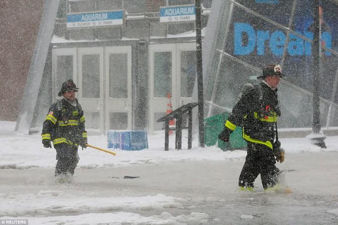 Nước Mỹ trong mờ mịt mưa tuyết - Ảnh 10.
