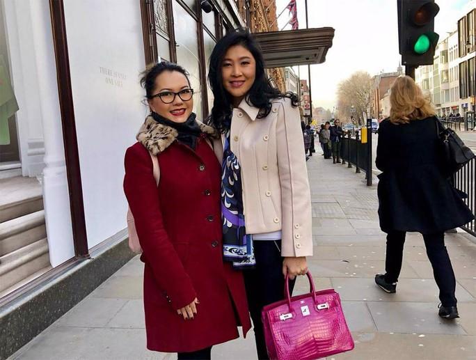 Thái Lan xác nhận bà Yingluck đang ở Anh - Ảnh 1.
