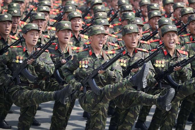Tướng Hàn Quốc cảnh báo Mỹ về sức mạnh của Triều Tiên - Ảnh 1.