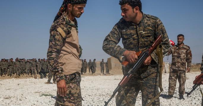 Mỹ chọc giận Thổ Nhĩ Kỳ ở Syria - Ảnh 1.