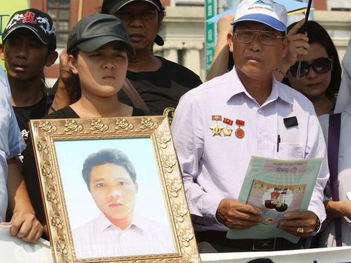 Đài Loan truy tố cảnh sát bắn chết công nhân người Việt - Ảnh 1.