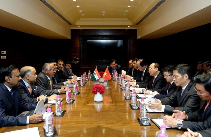 Thúc đẩy hợp tác quốc phòng, an ninh Việt - Ấn - Ảnh 1.