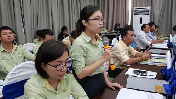CNVC-LĐ trăn trở về nhà trẻ, thu nhập, đào tạo nghề - Ảnh 1.