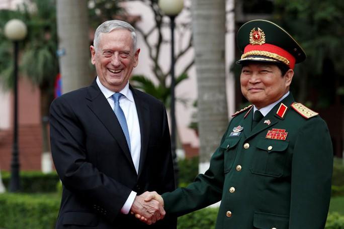 Tàu sân bay Mỹ sẽ thăm Đà Nẵng vào tháng 3-2018 - Ảnh 1.
