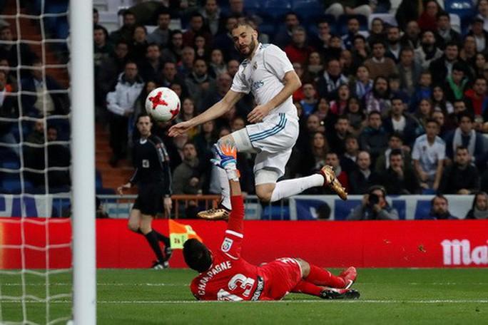 Thất bại tức tưởi sân nhà, Real Madrid bị loại khỏi Cúp Nhà vua - Ảnh 4.