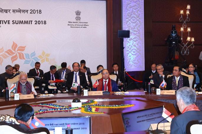 Ấn Độ trải thảm đỏ cho ASEAN - Ảnh 1.