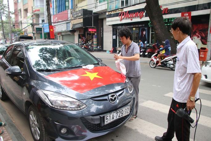 Cả nước tiếp sức U23 Việt Nam - Ảnh 1.