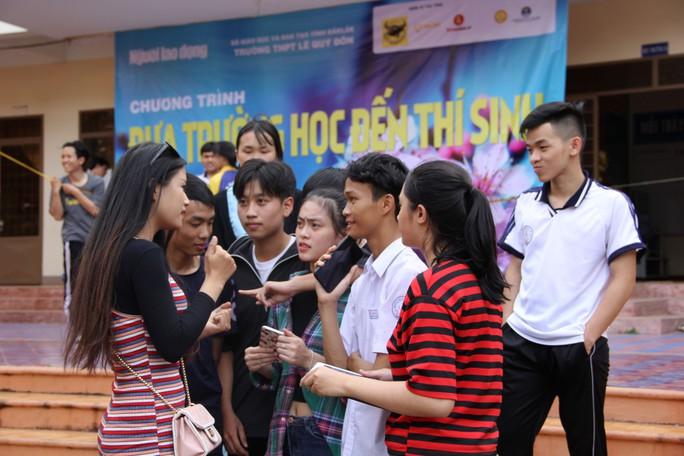 KHAI MẠC ĐƯA TRƯỜNG HỌC ĐẾN THÍ SINH 2018: Giải tỏa nỗi lo chọn ngành, chọn trường - Ảnh 1.