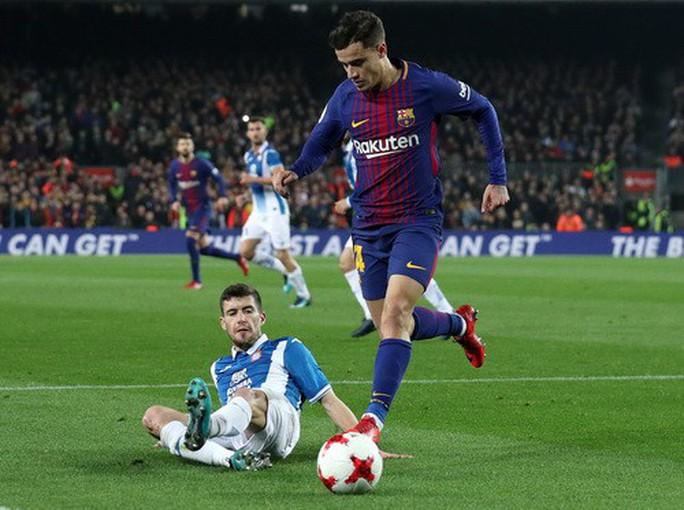 Coutinho chào sân Nou Camp, Barcelona giành vé bán kết Cúp Nhà vua - Ảnh 5.