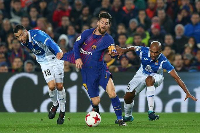Coutinho chào sân Nou Camp, Barcelona giành vé bán kết Cúp Nhà vua - Ảnh 4.