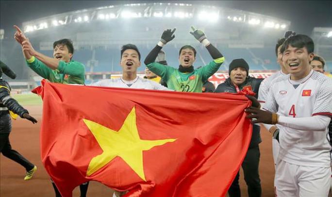 Chủ tịch nước tặng Huân chương Lao động cho U23 Việt Nam và 3 cá nhân - Ảnh 1.