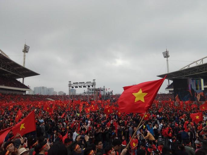 Dù U23 Việt Nam thua, vẫn ăn mừng như nhà vô địch - Ảnh 4.