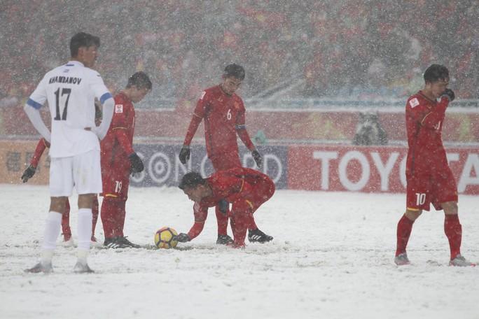 AFC quá cẩu thả ở trận U23 VN - U23 Uzbekistan! - Ảnh 2.