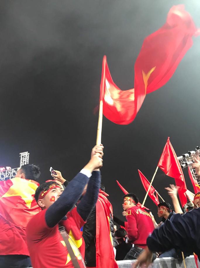 Dù U23 Việt Nam thua, vẫn ăn mừng như nhà vô địch - Ảnh 11.