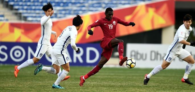 U23 Việt Nam có 2 cầu thủ vào đội hình tiêu biểu U23 châu Á - Ảnh 11.