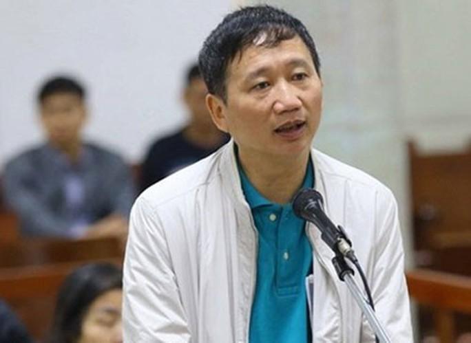 Trịnh Xuân Thanh: Tiền người ta ném vào xe mà bị đề xuất chung thân - Ảnh 1.