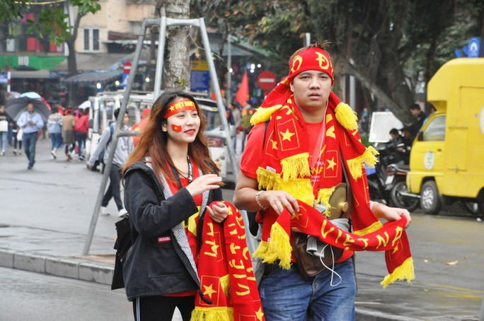 Phó Thủ tướng reo mừng giây phút Quang Hải ghi tuyệt phẩm - Ảnh 7.
