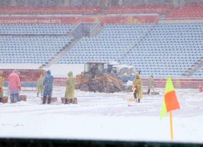 AFC quá cẩu thả ở trận U23 VN - U23 Uzbekistan! - Ảnh 3.